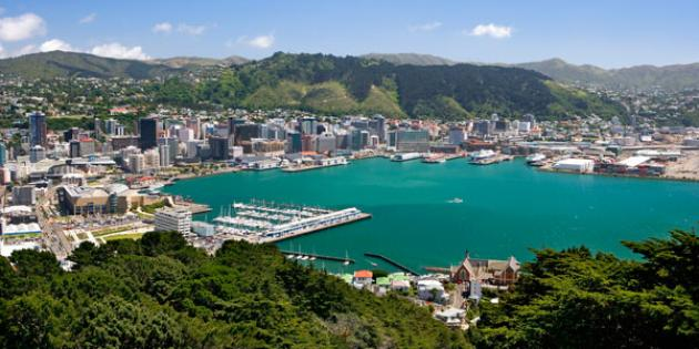 No. 13 Best Quality of Life: Wellington, New Zealand