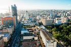 City Economy As Mozambique Sinks Deeper Into Default