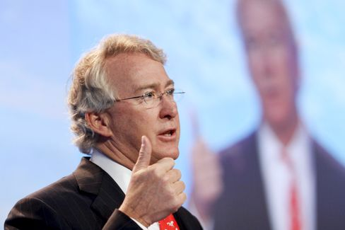 Chesapeake Energy Chairman and CEO Aubrey McClendon