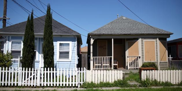 No. 9 Worst Housing Market: Richmond, Calif.