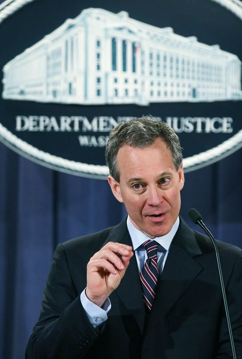 Attorney General for the State of New York Eric Schneiderman