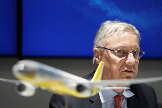 Airbus Production Ramp-Up 'Constrained' by Supply-Chain Woes