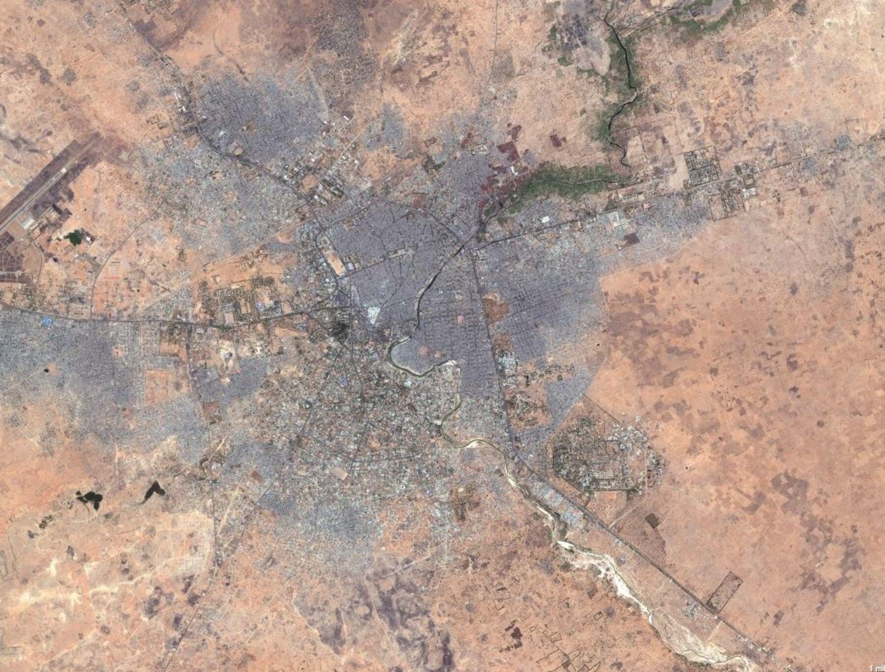 Konduga in Borno State.