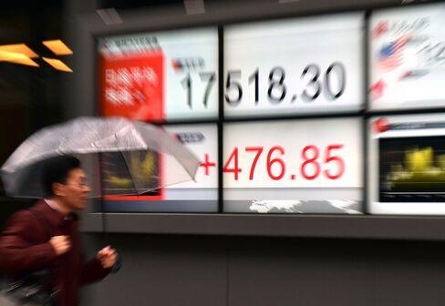 JAPAN-ECONOMY-FINANCE-STOCKS