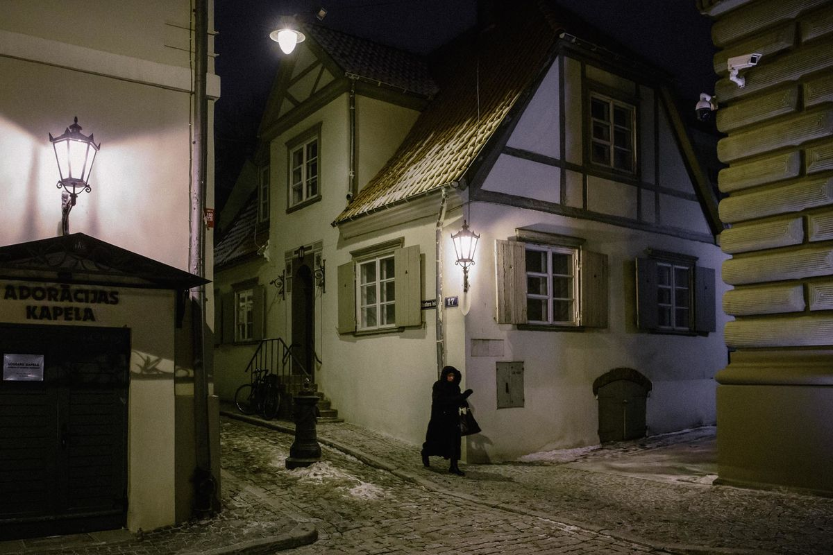 Europe's Depopulation Time Bomb Is Ticking in the Baltics