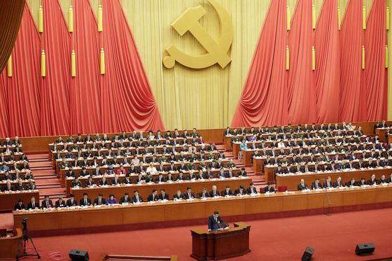 Xi Uses China's Biggest Annual Meeting for Politics, Not Economy