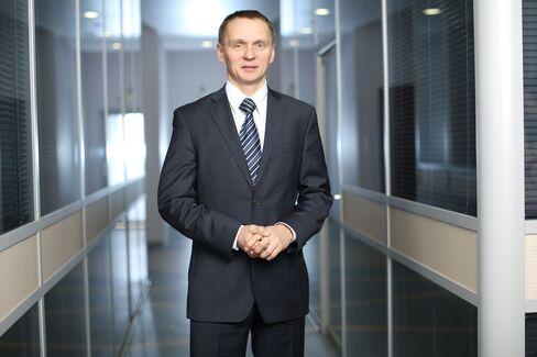 Russian Billionaire Sergey Kolesni