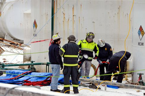 Freedom Industries Calling: New Tape Reveals False Statements During Chemical Spill