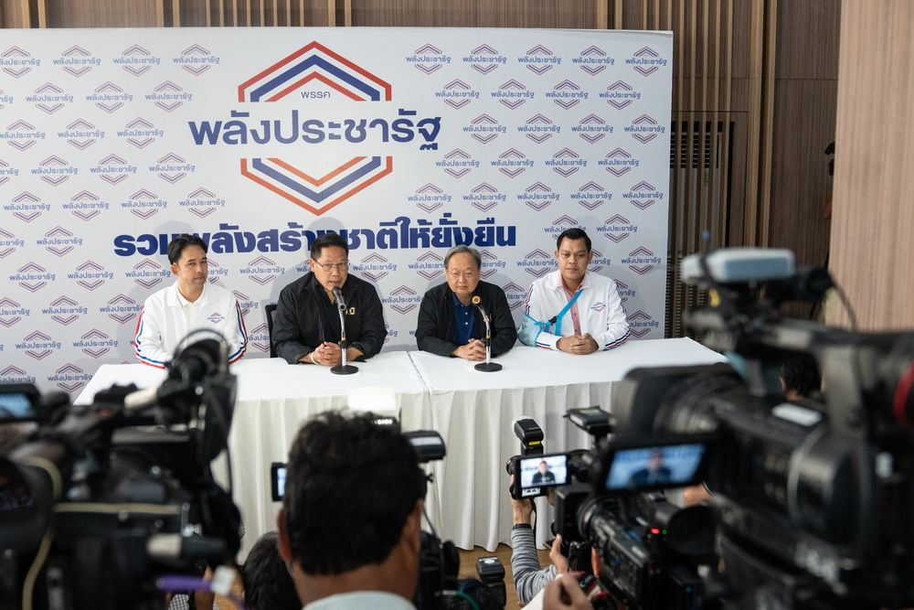 Thailand's Pro-Military Party Aims to Seal Governing Coalition