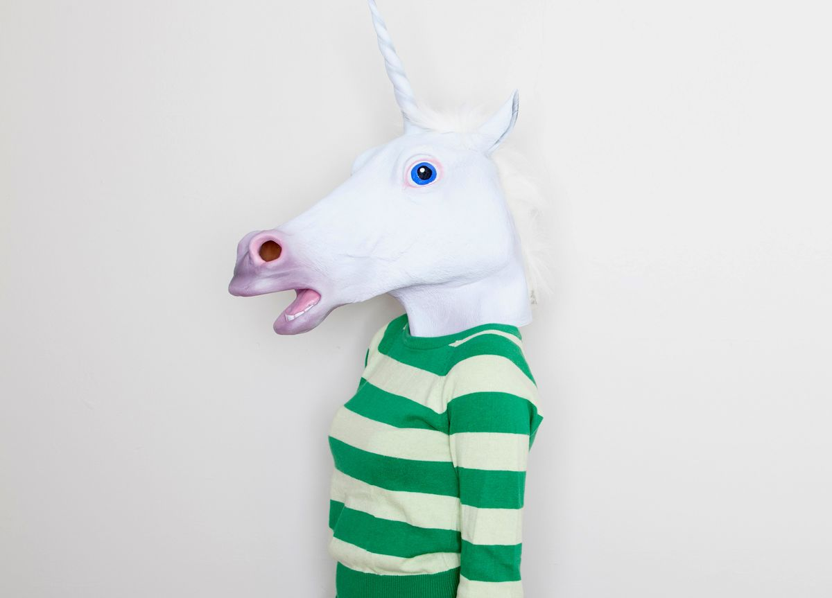 Here's How Unicorns Trick You Into Thinking They're Real