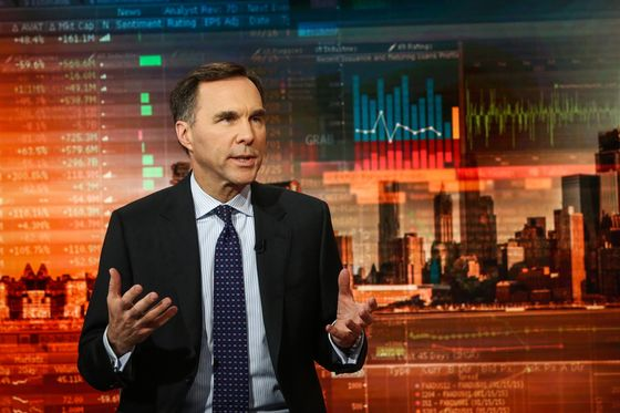 Morneau Doesn't Buy Argument for Shorting Canadian Bank Stocks