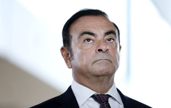 Ghosn Denies Reports He Passed Trading Losses to Nissan