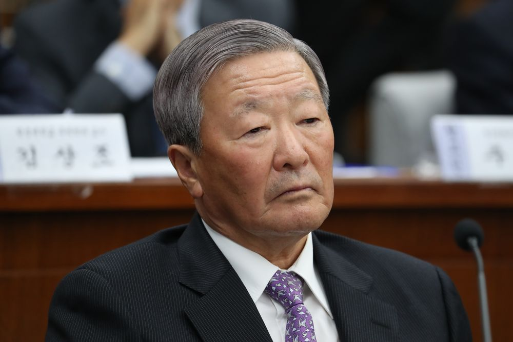 LG Chair Koo Bon-Moo Dies, Leaves Company to Adopted Son - Bloomberg