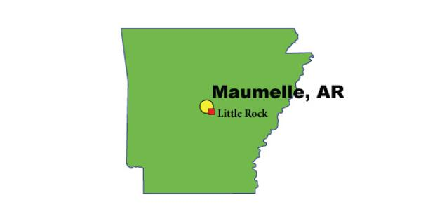 Most Expensive Suburb in Arkansas: Maumelle