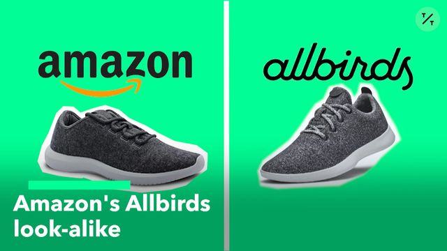Allbirds Calls Out Amazon for Mimicking