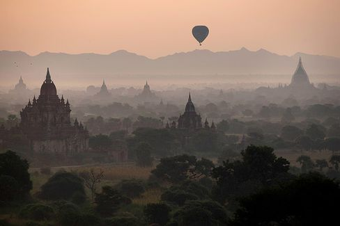 Thailand's Protests Hit Tourism to Neighboring Myanmar