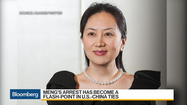 Huawei CFO's Husband Offers $11 Million for Bail