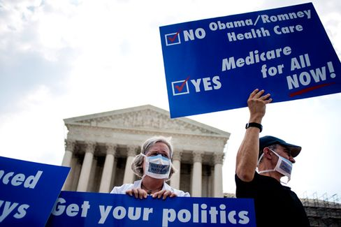 Supreme Court Saves (Nearly) Universal Health Care