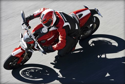 Audi Buys Ducati to Add Luxury Motorbikes to Volkswagen Lineup