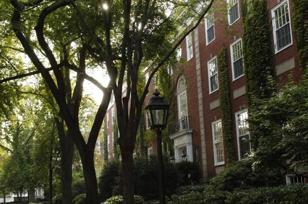 2. Harvard University