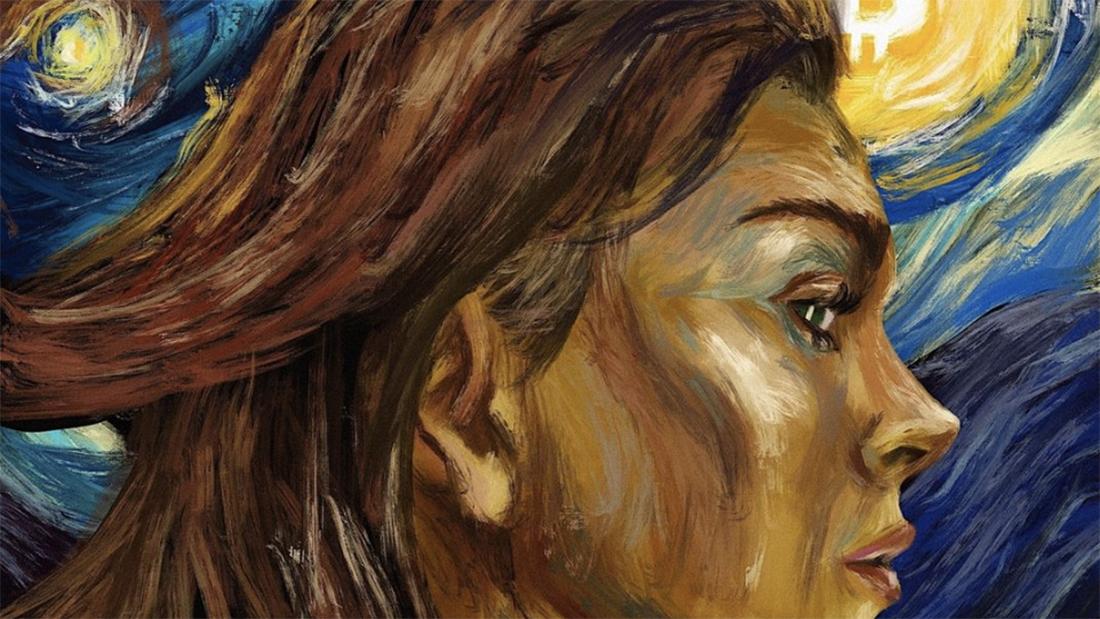 terkait dengan Haruskah Anda Membeli Gambar Lindsay Lohan yang Terinspirasi Bitcoin?