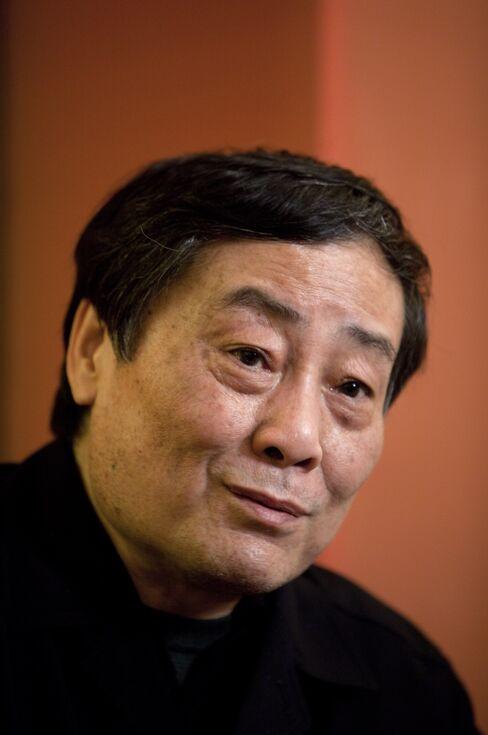 Hangzhou Wahaha Group Chairman Zong Qinghou