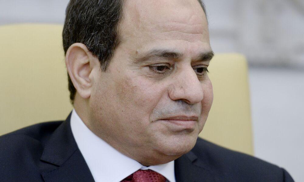 Surprising None, El-Sisi Gets Egypt Lawmakers' Nod Through 2030
