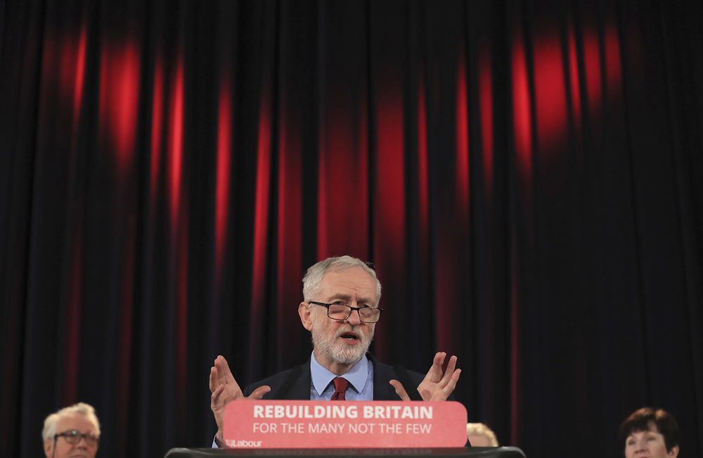 Jeremy Corbyn Can't Have it Both Ways on Brexit