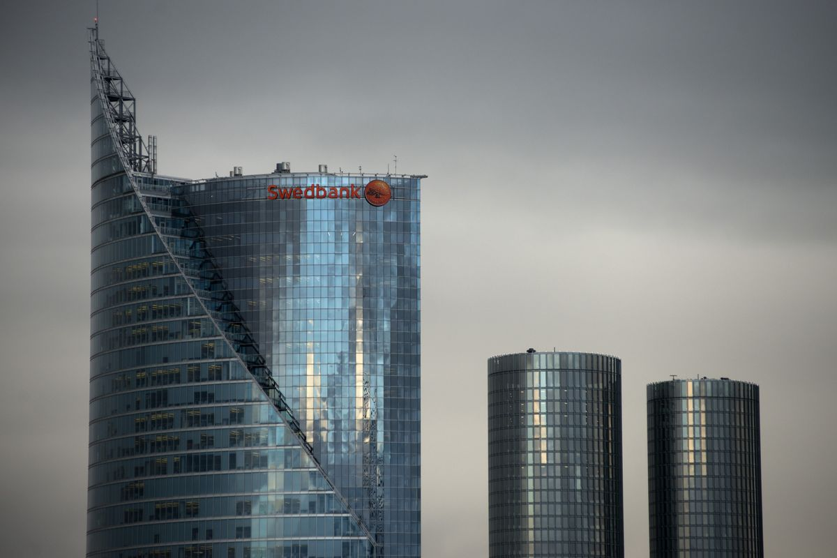U.S. Investigating If Swedbank Breached Sanctions Against Russia: SVT