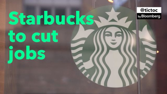Starbucks Plans 'Significant Changes' to Company's Structure