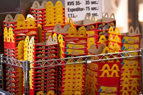 McDonald's Is Losing the Happy Meal Crowd
