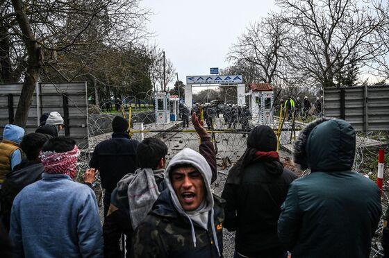 Erdogan's Real EU Threat Lies on Border to Syria, Not Greece