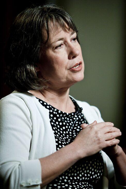 Former FDIC Chairman Sheila Bair