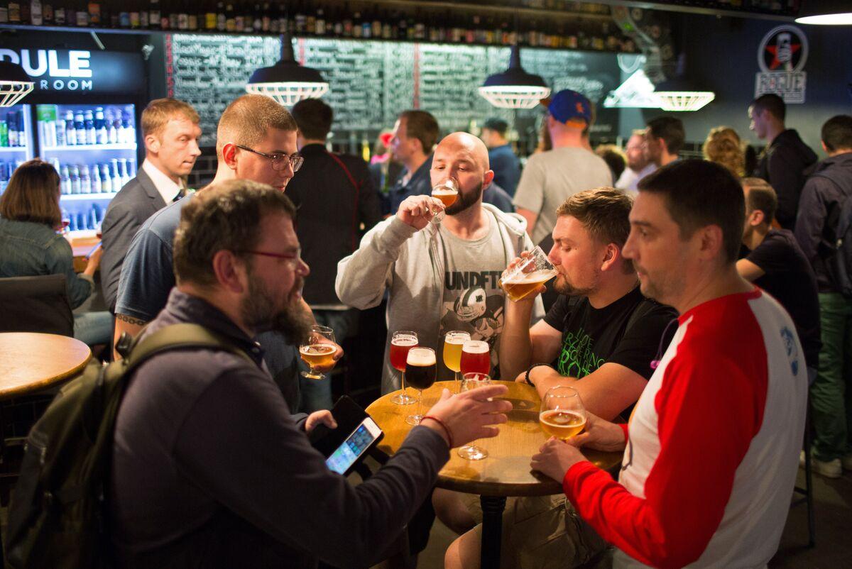 bloomberg.com - Tiffany Kary - Molson CEO Says Drinking at Bars Might Never Recover Post Covid