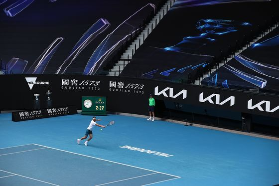 Australian Open in a Pandemic Offers Lessons for Tokyo Olympics