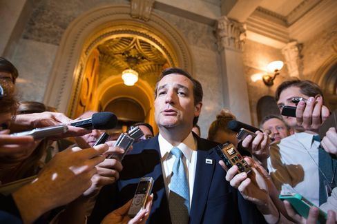 Ted Cruz Could Force a Debt Default All by Himself