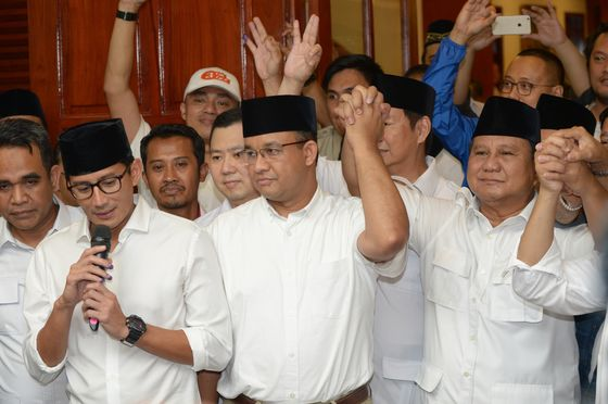 Jokowi's Battle for Indonesian Presidency Begins WithLocal Election