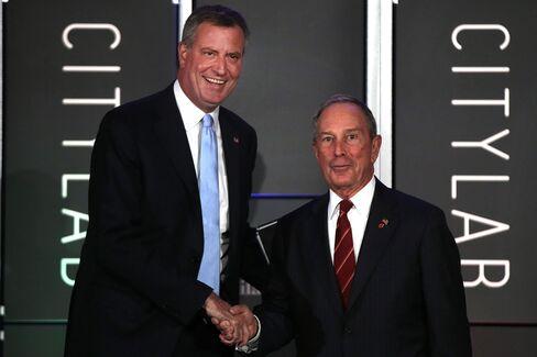 BNYC Closes Projected $2 Billion Budget Deficit, Bloomberg Says
