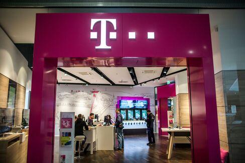 Deutsche Telekom AG's Slovak Mobile Phone Stores As German Operator Strengthens Eastern Europe Business