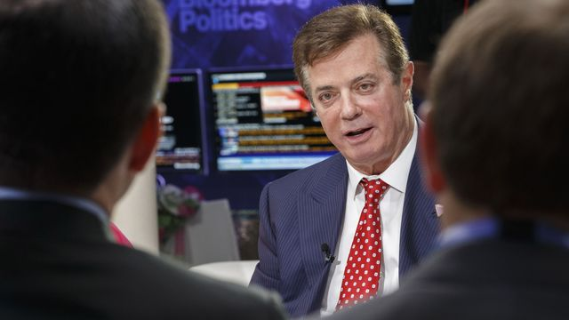 Paul Manafort Considered Flight Risk Because of Wealth, Foreign Connections: Special Counsel