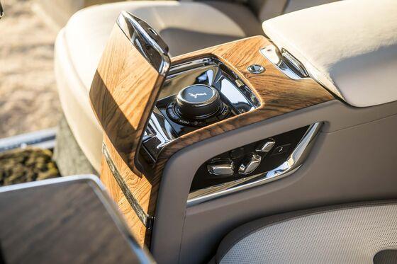 Rolls-Royce Draws a Line:No Hybrids Ever