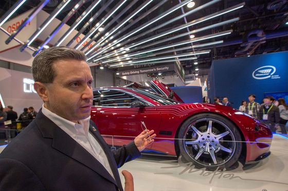 How a Billion-Dollar Autonomous Vehicle Startup Lost Its Way