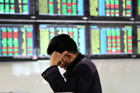 China Stocks Drop to 5-Month Low on Economic Data After Holiday