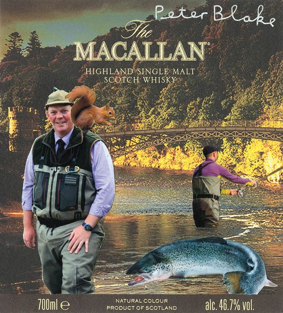 Macallan Whisky Seeks MillionsWith a Little Help From Its Friends