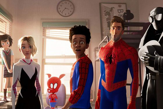 Afro-Latino Spider-Man Tops Box Office in Pre-Holiday Debut