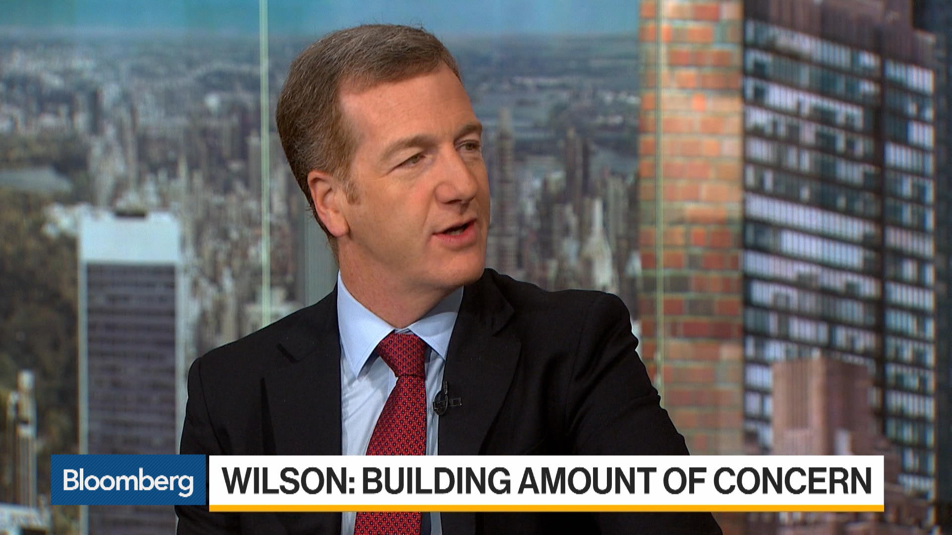Economy; Auto Sales Show the Consumer May Be Fading: Morgan Stanley's Wilson