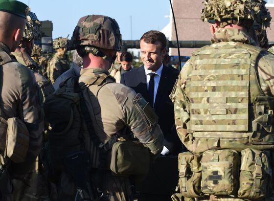Emmanuel MacronHas an Algorithm for Taking Control of Europe