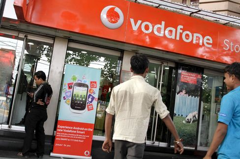 Vodafone Says Indian Regulator Rejects Renewal of Mobile Permits