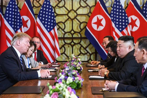 Trump Says He Walked Out on Kim After U.S. Demands Rejected
