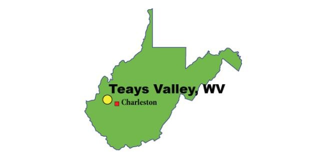 Most Expensive Suburb in West Virginia: Teays Valley